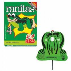Silbadores Correcamas Ranitas (4) COD16005