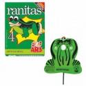 RANITAS - 4  Silbadores Correcamas Ranitas
