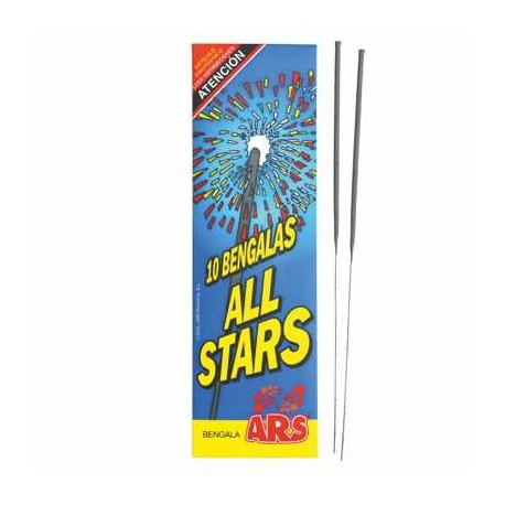 Bengalas All Stars (10) COD25005