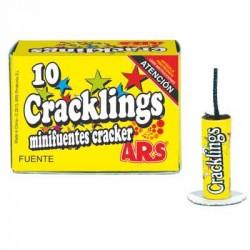 Comprar petardos Fuentes Pequeña Color Cracklings (10)