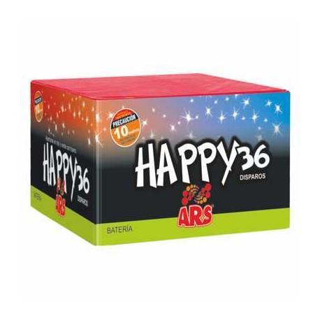 Batería Pequeña Happy 36 disparos