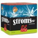"""Batería Grande Stroms 20"""" 36 disp."""