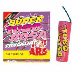Girasuelos Súper Tubo Rosa 3