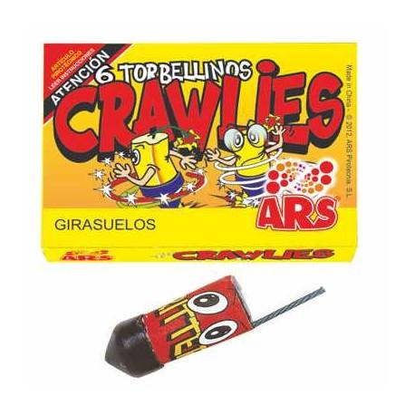 Girasuelos Crawlies 6
