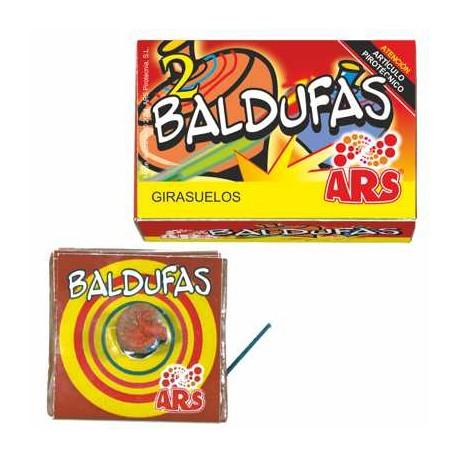 Girasuelos Baldufas 2