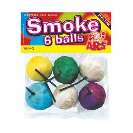 Smoke Balls Papel