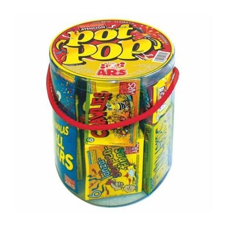 LOTE SURTIDO - POT POP ( 15 )