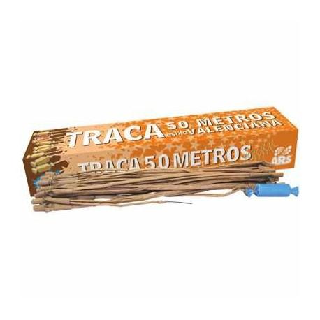 TRACA VALENCIANA 50 METROS