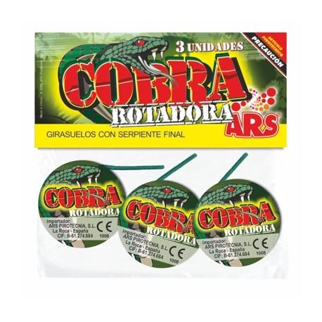 Cobra Rotadora - 3