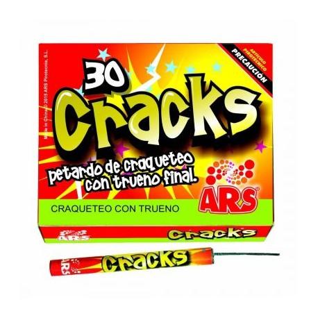 Cracks - 30 petardos
