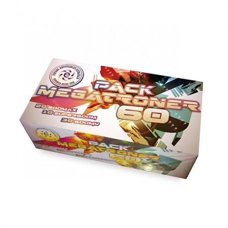 Pack Megatroner 60