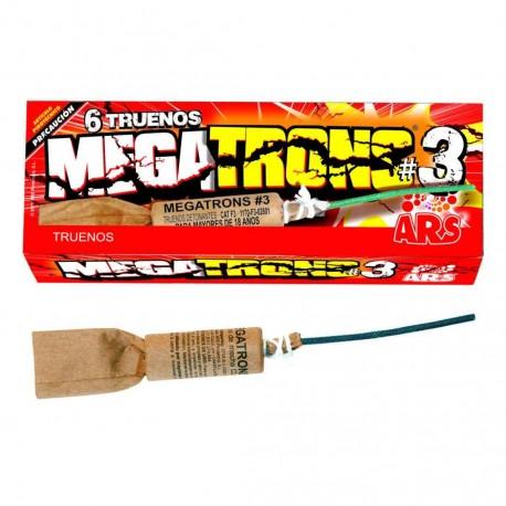 Truenos Grandes Megatrons  3 COD.10208