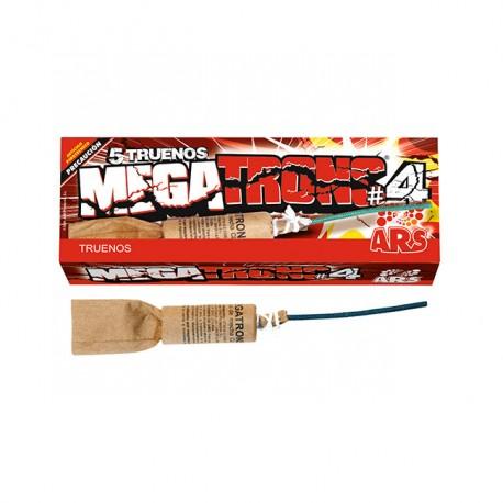 Truenos Grandes Megatrons  4 COD.10210