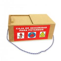 Caja de Seguridad Cartón Piedra