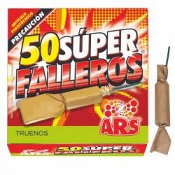 Truenos Súper falleros 10100