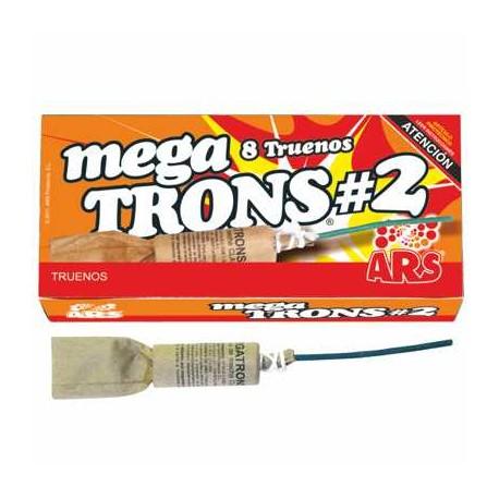 Truenos Grandes Megatrons  2 COD.10206