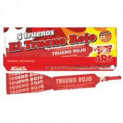 Súper Truenos Rojo   COD.10214