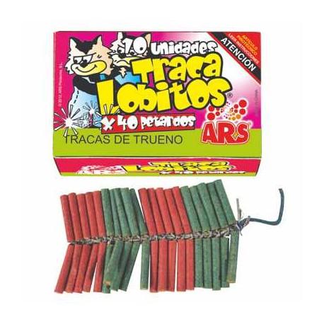 Traca china 40 lobitos COD.12005